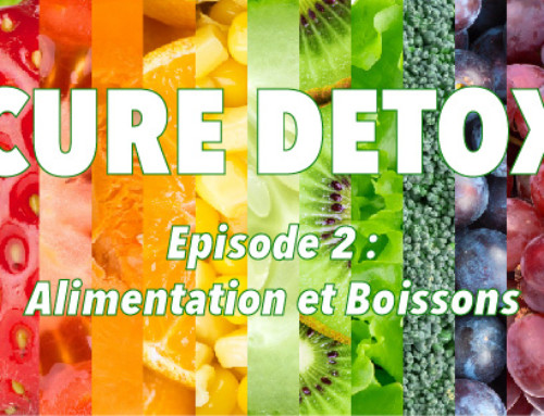 Cure Détox – Episode 2 : Alimentation & Boissons