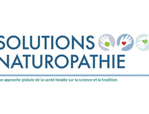 Mes articles dans la revue Solutions Naturopathie
